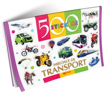 500 STICKERE-MIJ. DE TRANSPORT